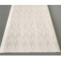 Best Professional Hot Stamping Pvc Panels Ceiling / Kitchen Ceiling Cladding Panels wholesale