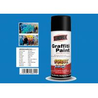 Best Lsuzu Blue Color Fast Drying Spray Paint With 10 Minute Tack Free Time wholesale