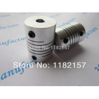 China 3D printer Stepper Motor Flexible Coupling Coupler /Shaft Couplings 5x5x25mm 5mm*5mm*25mm Dropshipping on sale