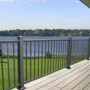Cheap High Quality Aluminium Stair Handrail Balcony Railings Balustrades Stainless for sale