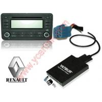 Cheap Renault 98-2008 VDO USB SD AUX MP3 Interface Adapter (Car Digital CD Changer Emulator) for sale