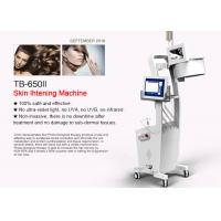Cheap Diode Laser Hair Growth Machine With Analyzer Screen / Laser Hair Loss Equipment for sale