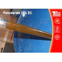 Best Non Systemic Insecticide For Fruit Trees Fenvalerate 20% EC CAS NO 51630-58-1 wholesale