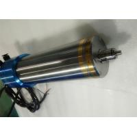 Best Soft Metal Polishing Water Cooled Spindle , 1.2KW Precision Spindle 100000 MAX RPM wholesale