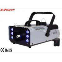 Best 900W 3 In1 RGB LED Fog Machine Portable With DMX512  For Commercial Use  X-026D wholesale