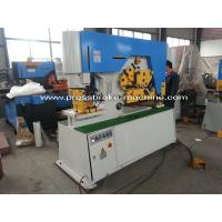Best High Performance Hydraulic Ironworker Machine 25mm Thickness Steel wholesale