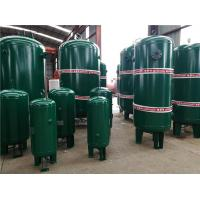 Best Multi Purpose Portable Vacuum Receiver Tank , Vacuum Compressed Air Accumulator Tank wholesale
