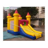 Best Commercial Grade Inflatable Games Mini Bounce House With Slide For Children wholesale