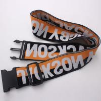Best China wholesale Travel polyester luggage strap for wholesale Luggage belt wholesale