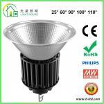Best Cool White High Bay LED Lighting Waterproof with 200 watt  Power , 6500k CCT wholesale