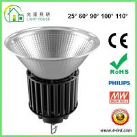 Best Cool White High Bay LED Lighting Waterproof with 200 watt  Power , 6500k CCT wholesale