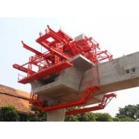 China Bridge Construction Equipment Rubber Tyre Segment Lifting Systems ISO9001 on sale