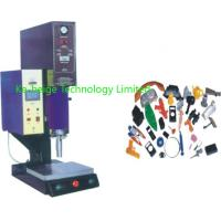 Quality PLC Controlled Ultrasonic Welding Machine Welding Equipment 1500W 20kHz wholesale