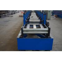 Best CNC Control Automatic 2018 new type Metal Gutter Roll Forming Machine made in china wholesale