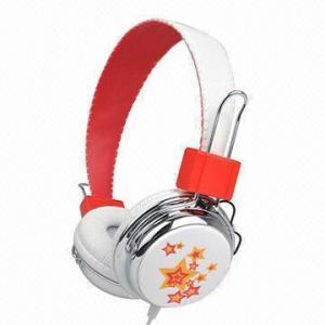 Best Fashion DJ Headphones with Colorful print wholesale