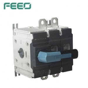 Best Waterproof 1000V Disconnector Switch Combiner Box Isolator Switch wholesale
