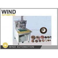Best 12pol / 36pol Flyer Winding Machine Single Station Brushless Motors Outrunner Stator wholesale