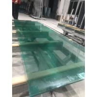 Best SGP laminated glass with green water ghost metal-coated polyester mesh fabric wholesale