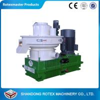 Buy cheap Farm Waste Agriculture Corn Stalk Straw Biomass Wood Pellet Machine from wholesalers