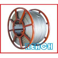 China Anti Twisting braided Steel Wire Rope on sale