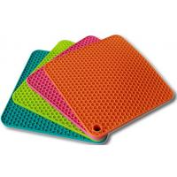 Best Insulating Anti Slip Silicone Heat Resistant Table Pad passed SGS wholesale