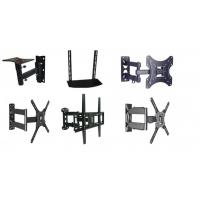 Buy cheap Full motion X4 32-52 inch LCD TV universal telescopic retractable wall bracket from wholesalers