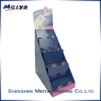 Best CMYK Cardboard counter display stands , lipsticks or perfumns point of sales display wholesale