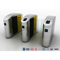 Cheap Turnstile Barrier Gate Waist Height RFID Turnstile Security Systems Automatic for sale