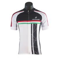 China Light Weight Cycling Sports Clothing Race Fit Cycling Jersey Mamre Design on sale