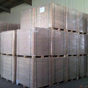 China 250gsm,300gsm,350gsm,400gsm Coated Duplex Boards Grey Back on sale