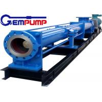 Best I-1B series thick slurry pump /	Single Screw Pump / food industry pump / metallurgy industry pump / chemical pump wholesale