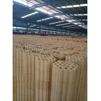 Best High Temperature Resistance Silica Refractory Bricks Varius Shapes Light Yellow Color wholesale