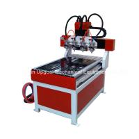 Best Small 4 Spindles 600*900mm Wood CNC Carving Machine wholesale
