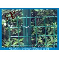 Best Eco Friendly Euro Panel Fencing Convenient Installation 4x4 5x5 6x6mm wholesale