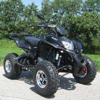 Best 250cc Extra Large Size Four Wheel Atv With Electric Start System Black wholesale