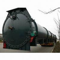 Best Vertical Autoclave, Used in AAC Concrete Block Equipments wholesale