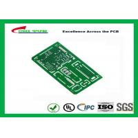 Cheap Double Side PCB with 7 Different Types Board in One Panel , Immersion Tin PCB for sale
