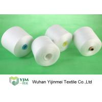 Cheap Plastic Cone High Tenacity Polyester Spun Sewing Thread Yarn , 50/2 And 40/2 for sale
