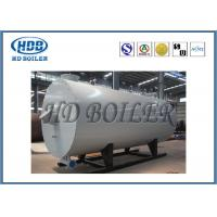 Best Horizontal Industrial Thermal Oil Boiler , Oil Fired Steam Boiler Low Pressure wholesale
