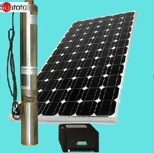 Best DC Solar Water Pump (STP4.08) wholesale