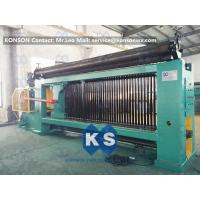 Best CE Hexagonal Wire Netting Machine For Hexagonal Gabion Box Making 2.0 - 4.0mm wholesale