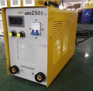 Best Energy Saving Intelligent ARC Welding Machine 10.5KVA with Steel Panel wholesale
