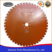Best Double U Shaped Segmented Diamond Saw Blade For Dry / Wet Cutting wholesale