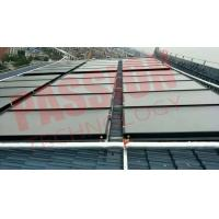 Best Modern Design High Pressure Flat Plate Solar Collector For Hotel Solar Water Heater wholesale