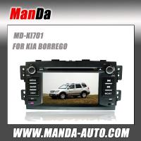 Best Special Car sat nav for KIA BORREGO Touch screen DVD player with SD /USB /Sat Nav /iPOD /Bluetooth functions wholesale