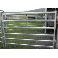 Best Livestock Fence Panel With Oval Tube 30X60MM  Vertical Tube 40X1.5MM For New Zealand Market wholesale