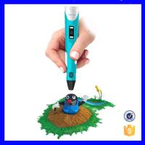 Best Three Dimensional 3d Drawing Pen , Multi Color Smallest 3d Printing Pen wholesale