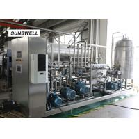 Best Adjustment Ratio Carbonated Filling Machine  Used In Beverage Making Production Line wholesale