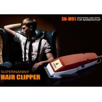 China Washable Low Noise Powerful Hair Clippers For Men , Shaver Beard on sale