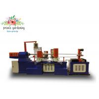 Best Low Noise 4 Head Paper Tube Making Machine With Touch Screen 11kw wholesale